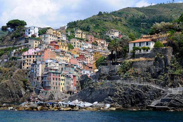 Manarola - Cinque Terre by richmowil