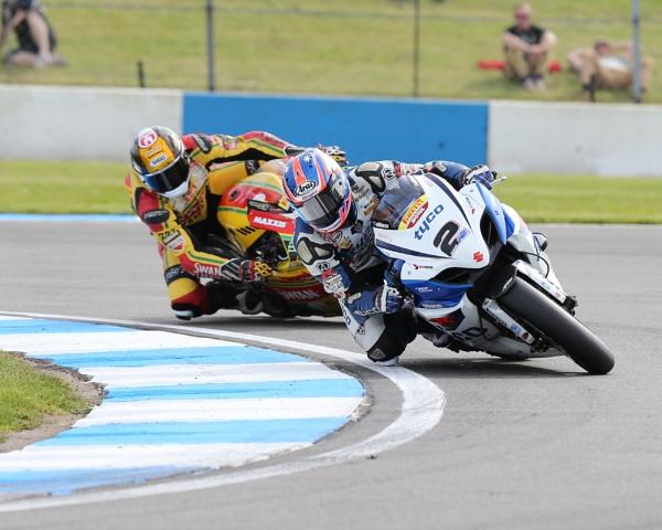 British Superbikes Donington Park by doublechicane