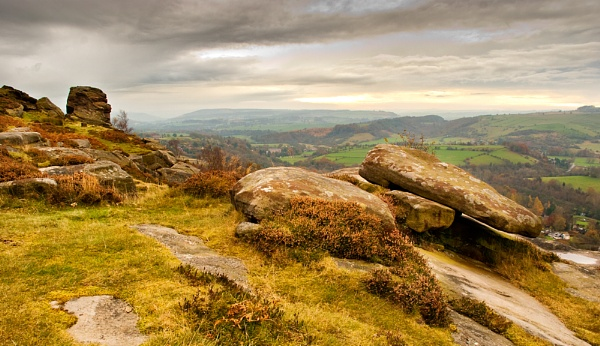 Froggatt Edge by jasonrwl