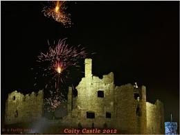 coity fireworks display