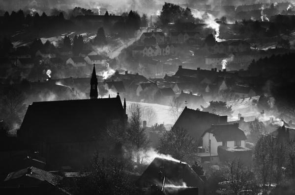 Dickensian Dawn by sensorman