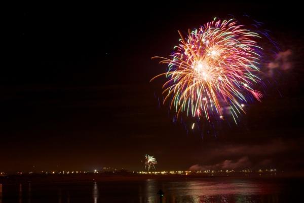 Porthcawl fireworks display 2012 by P_Morgan