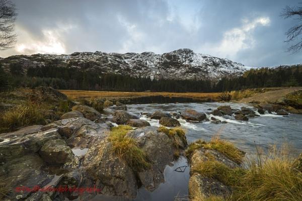 Harrop Tarn by PaulThetfordPhotography