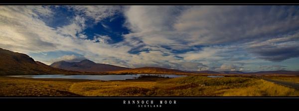 Rannoch Moor by ovi