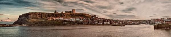 Whitby Panorama by brianaskew