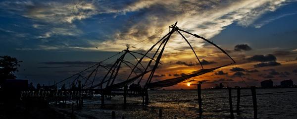 Sunset-2 by pradipdasgupta