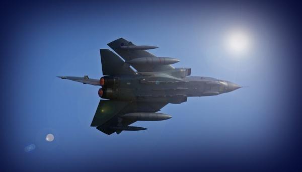 Eurofighter - RAF Leuchars by Taff