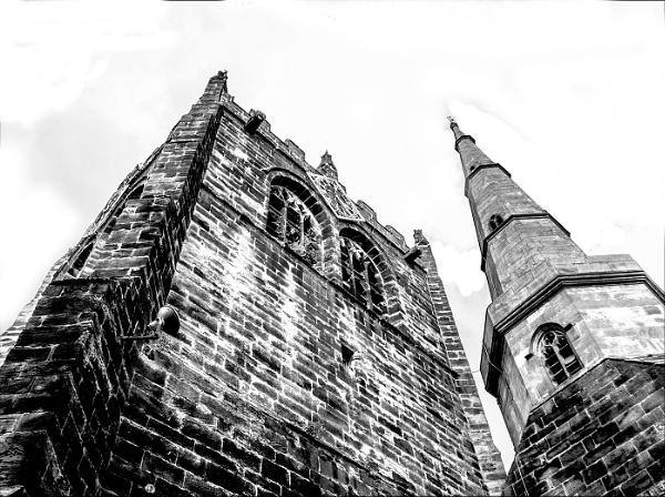 Ormskirk Parish Church by aligray
