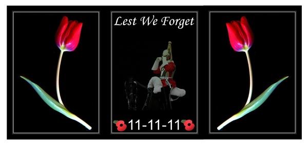 Lest we Forget by digital_boi
