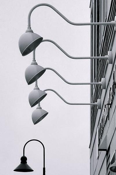 Five Lights by Joline