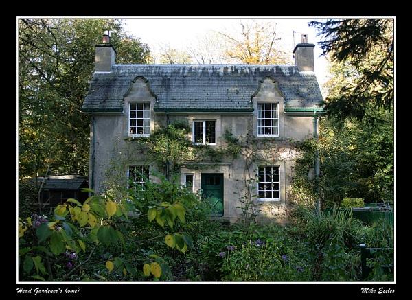 Head Gardener\'s home? by oldgreyheron