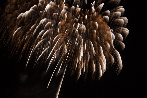Melbourne Firework Disply 2012 by Tawny