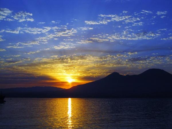 Sunrise by Averil