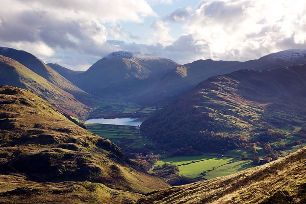 Partterdale & Brotherswater by bazhutton