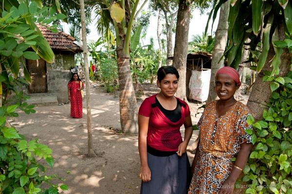 Village gossip by watsonle