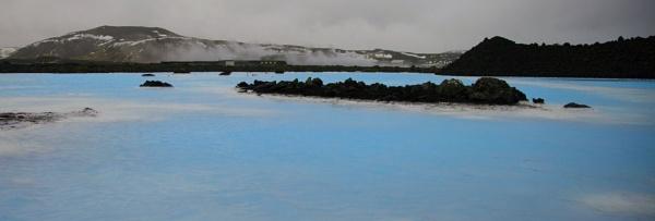 Blue Lagoon Iceland by adamsa