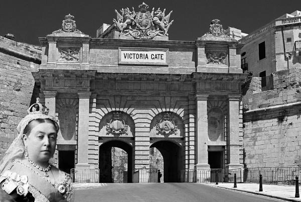 Victoria Gate Malta by nikshot
