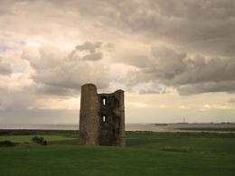 Hadleigh  Castle  tower