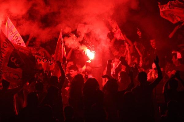 Football Celebration in Turkey by Radders3107