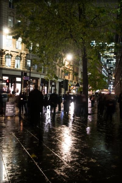 Shiny London by touchingportraits