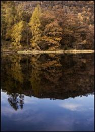 Autumn at Yew Tree Tarn.