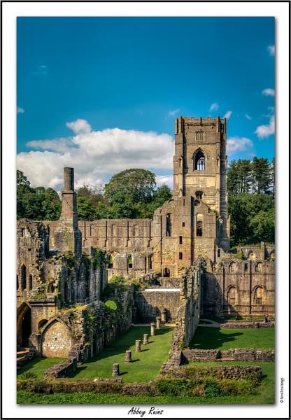 Abbey Ruins II by twelvemegs