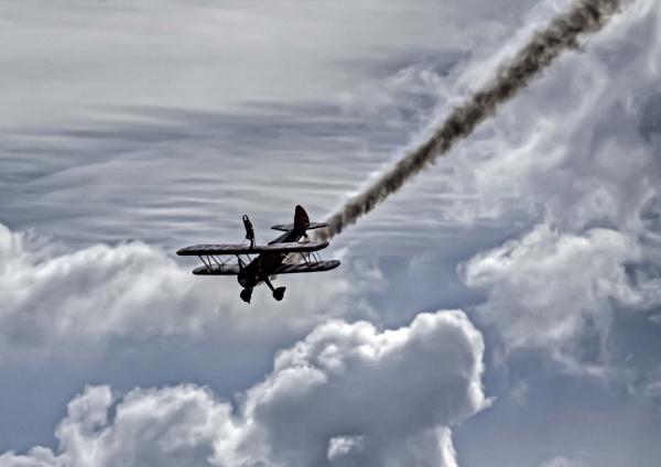 Aerial acrobatics by JoHa