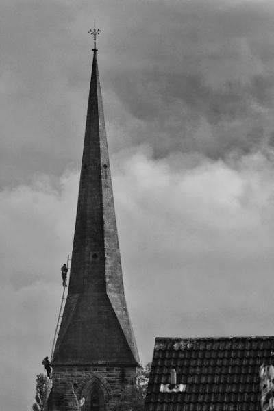 Social Climbing by Gregoir