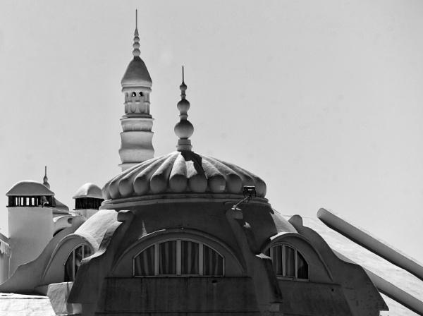 Minaret by Gregoir