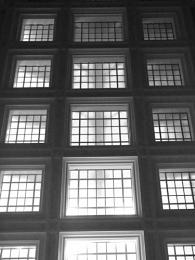 Ceiling window