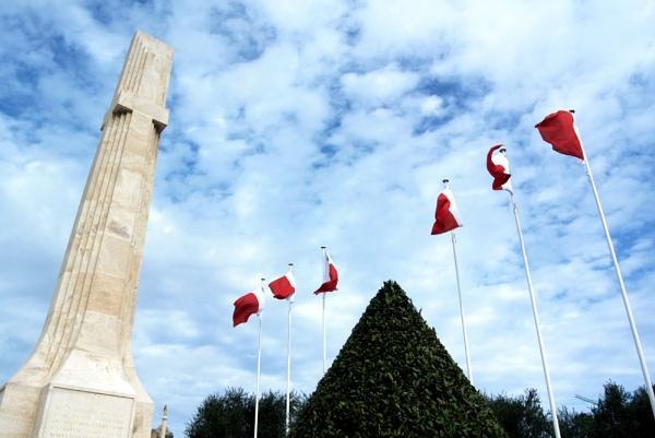 War Memorial Ceremony (Floriana - Malta) by wenzu78