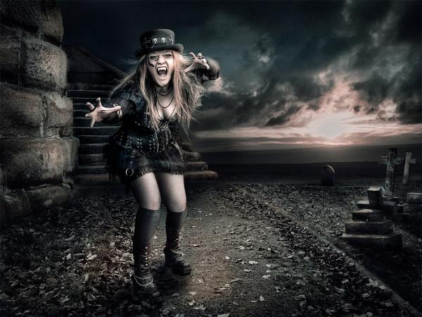 Vampiress by K_T