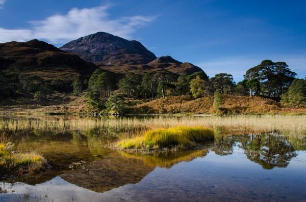 Laithlach from Loch Clair, Torridon by AnneB50