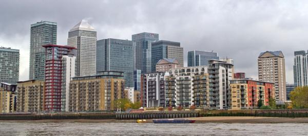 Canary Wharf, London by JaniceFreeman