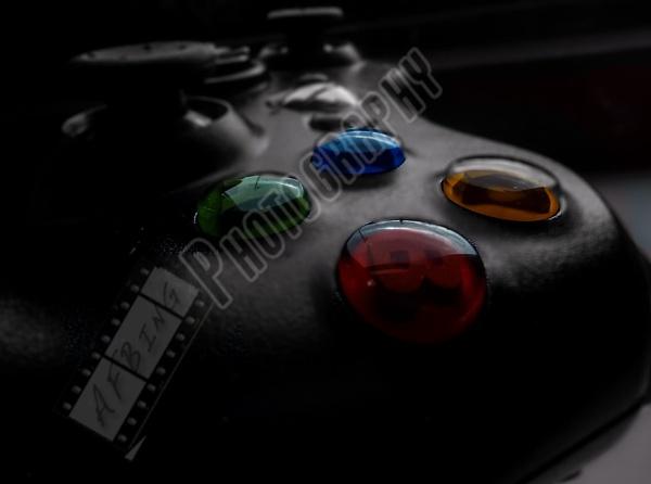 Xbox Controller by Bingsblueprint