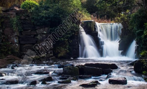 Waterfall by Bingsblueprint
