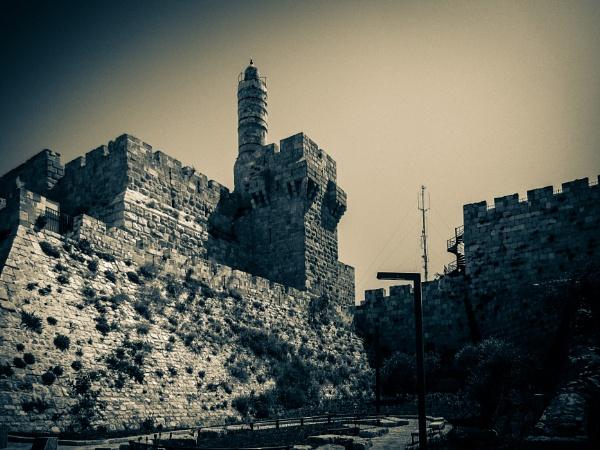 jerusalem by netz