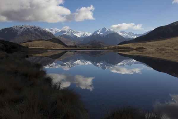 Lake sarah New Zealand by photopix12