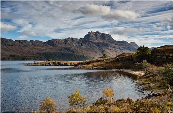 Slioch... by Scottishlandscapes