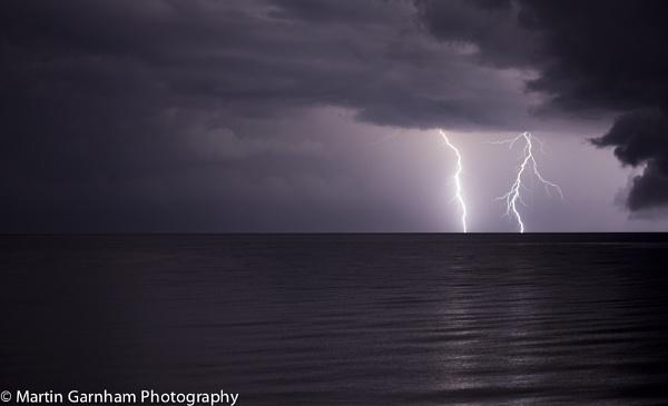 Thunder & Lightning by garnham123