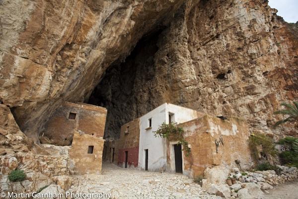 Cave houses by garnham123