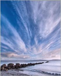Salthill cloudscape