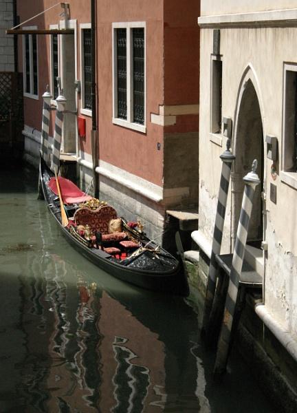 Venice Back Street by nsutcliffe