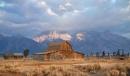 North Barn Mormon Row by CathR
