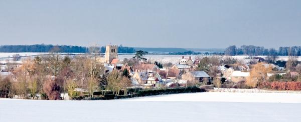 sherington winter by davemck