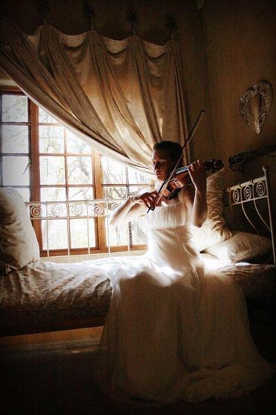 Serenity in Music by tari1005
