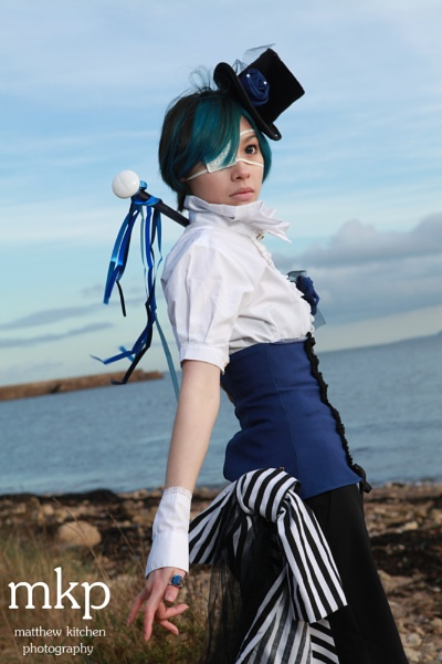 Black Butler Cosplay - November 2012 by Matthius