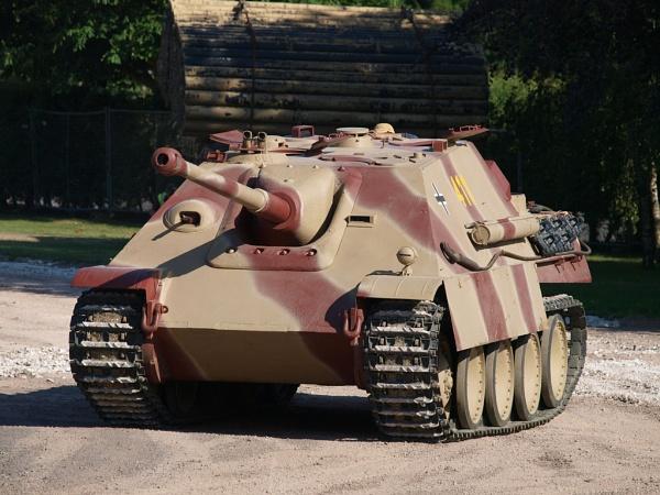 Jagdpanther by TnTphotos