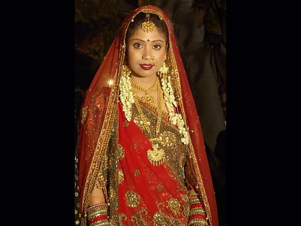 Indian Bride, New Delhi by TonyDy