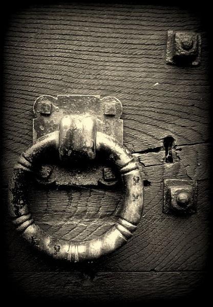 Old Door by gardenersteve